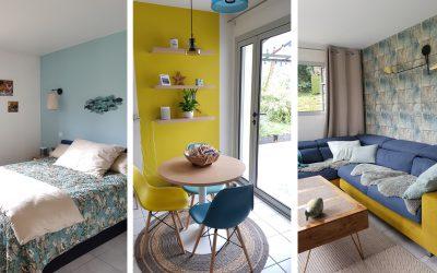 Une villa devenue élégante et «pepsy»