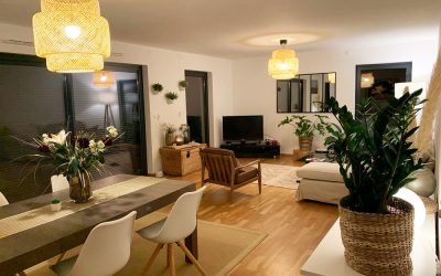 La métamorphose d'un appartement strasbourgeois