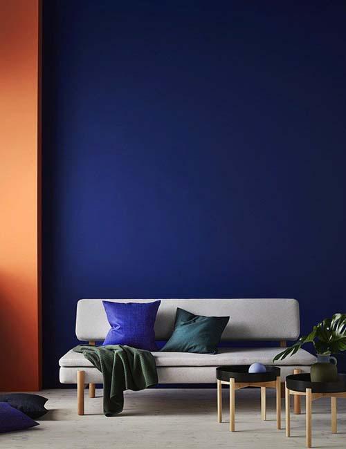inspiration bleu par Lézard Mandarine Déco